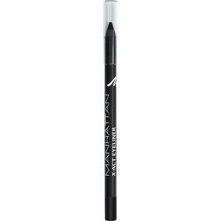 MANHATTAN Cosmetics X-Act Eyeliner waterproof Black 1010N