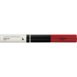 MANHATTAN Cosmetics Lipgloss Lips 2 Last Colour & Lipgloss Perfect Red 44Q