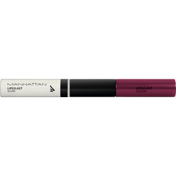 MANHATTAN Cosmetics Lipgloss Lips 2 Last Colour & Lipgloss Soft Berry 56Q