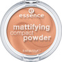 essence cosmetics Puder mattifying compact powder natural beige 01