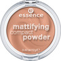 essence cosmetics Puder mattifying compact powder soft beige 02