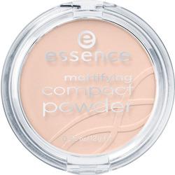 essence cosmetics Puder mattifying compact powder perfect beige 04