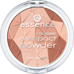essence cosmetics Puder mosaic compact powder sunkissed beauty 01