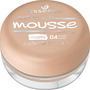 essence cosmetics Make-up soft touch mousse matt ivory 04