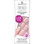 essence cosmetics Künstliche Fingernägel french click 'n go nails