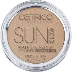 Catrice Bronzer Sun Glow Matt Bronzing Powder Medium Bronze 030