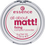 essence cosmetics Puder all about matt! fixing compact powder