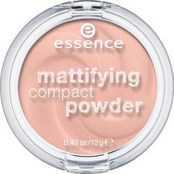 essence cosmetics Puder mattifying compact powder light beige 10