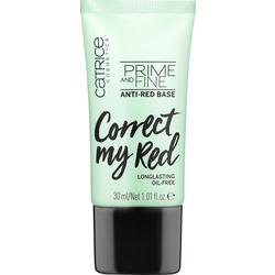 Catrice Make-up Primer Prime And Fine Anti-Red Base