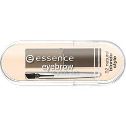 essence cosmetics Augenbrauenset eyebrow stylist set natural blonde style 02