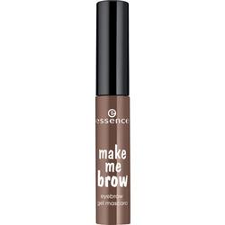 essence cosmetics Augenbrauengel make me brow eyebrow gel mascara browny brows 02