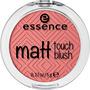 essence cosmetics Rouge matt touch blush peach me up! 10