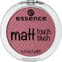 essence cosmetics Rouge matt touch blush berry me up! 20