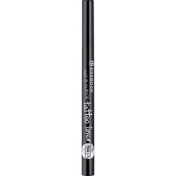 essence cosmetics Nageldesign nail & cuticle tattoo liner black 01