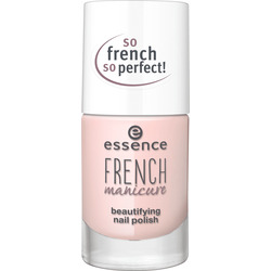 essence cosmetics Nagellack french manicure nail polish FRENCHs are forever 02