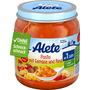 Alete Kindermenü Pasta mit Gemüse und Rind ab 1 Jahr