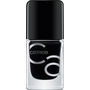 Catrice Nagellack ICONails Gel Lacquer Black To The Routes 20