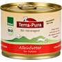 Terra Pura Nassfutter für Katzen, Bio Herzragout, getreidefrei
