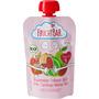FruchtBar Quetschbeutel Wassermelone, Erdbeere, Apfel, Birne & Reis ab 6 Monaten