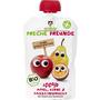 Freche Freunde Quetschbeutel 100% Apfel, Birne & Passionsfrucht ab 1 Jahr