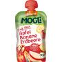 MOGLi Quetschbeutel Trink-Obst Apfel Banane Erdbeere ab 1 Jahr