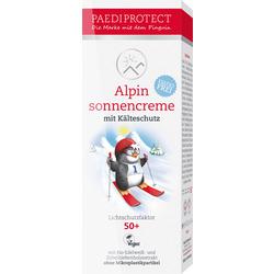 PAEDIPROTECT Sonnencreme Alpin LSF50+