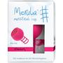 Merula Menstruationstasse pink