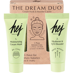 hej organic Mask & Booster The Dream Duo