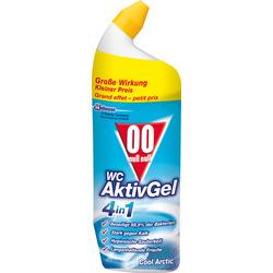 00 WC-Reiniger Gel Aktiv 4in1 Cool Arctic