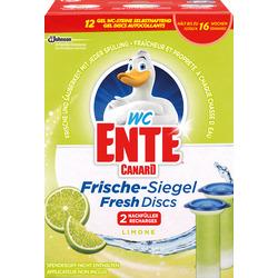 WC-Ente WC-Reiniger-Siegel Limone Nachfüller