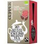 Cupper Schwarz-Tee, english breakfast tea (20x2,5g)
