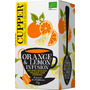 Cupper Früchte-Tee, orange & lemon infusion, Orange & Zitrone, aromatisiert (20x2,5g)