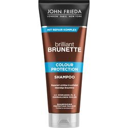 John Frieda Shampoo Brilliant Brunette Multidimensional Tones Feuchtigkeitsspendendes Shampoo
