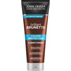 John Frieda Spülung Brilliant Brunette Multidimensional Tones Feuchtigkeitsspendender Conditioner