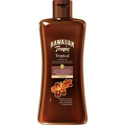 Hawaiian Tropic Tropical Tan Oil Dark (Öl  200ml)