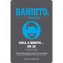Masquebar Bandito Chill a Minute... or 30 Creme Maske