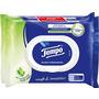 Tempo Feuchtes Toilettenpapier sanft & pflegend Aloe Vera (2 x 42 Stück)