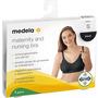 Medela Schwangerschafts- und Still-BH, Farbe schwarz, Größe S