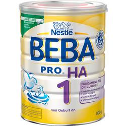 Nestlé BEBA PRO HA 1 Anfangsmilch von Geburt an