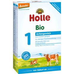 Holle baby food Bio Anfangsmilch 1 von Geburt an