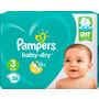 Pampers Windeln Baby-Dry, Größe 3 Midi, 6-10kg, Einzelpack