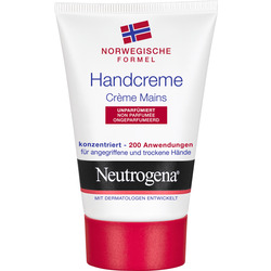 Neutrogena Handcreme Norwegische Formel unparfümiert