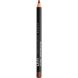 NYX PROFESSIONAL MAKEUP Eyeliner Slim Eye Pencil Dark Brown 903