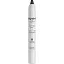NYX PROFESSIONAL MAKEUP Lidschatten Jumbo Eye Pencil Black Bean 601A
