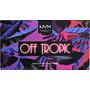 NYX PROFESSIONAL MAKEUP Lidschatten Off Tropic Shadow Palette Hasta la Vista 01