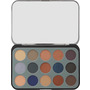 BH Cosmetics Lidschattenpalette Glam Reflection Smoke - 15 Farben