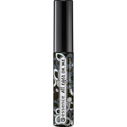 essence cosmetics Wimperntusche all eyes on me multi-effect mascara soft black 01
