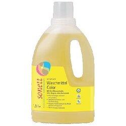Sonett Waschmittel Color Mint & Lemon 30° 40° 60°C