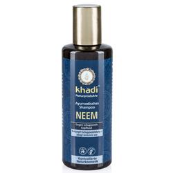 khadi Shampoo NEEM - Anti Schuppen - Shampoing ayurvédique Neem