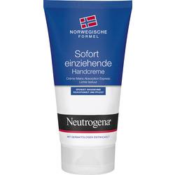 Neutrogena Handcreme Norwegische Formel sofort einziehend